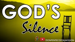 TPM Messages | God's Silence | Part 1 | Bible Studies | Bro. Teju | English/Tamil