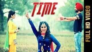 TIME Full Video  BEBO KAUR  Latest Punjabi Songs 2016  AMAR AUDIO