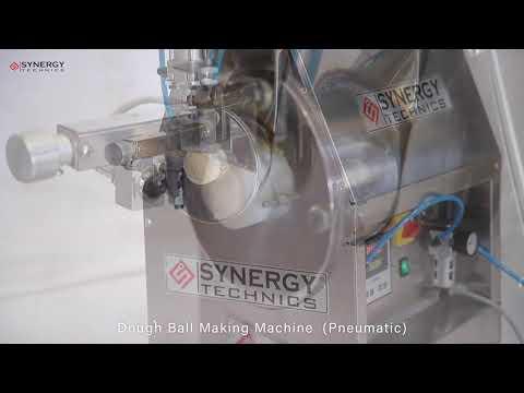 Dough Ball Making Machine(Half Pneumatic)- DB2500P