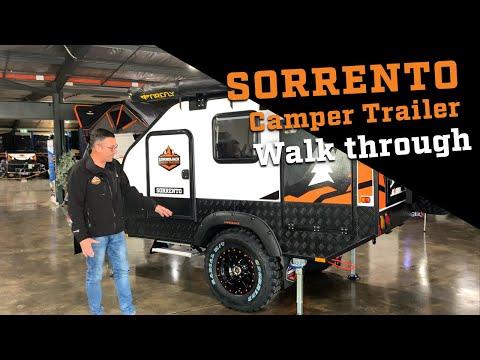 Sorrento Pod Camper Walk Through