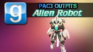 pac3 robot - मुफ्त ऑनलाइन वीडियो