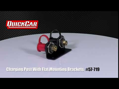 Charging Posts with Remote Mounting Bracket #57-719