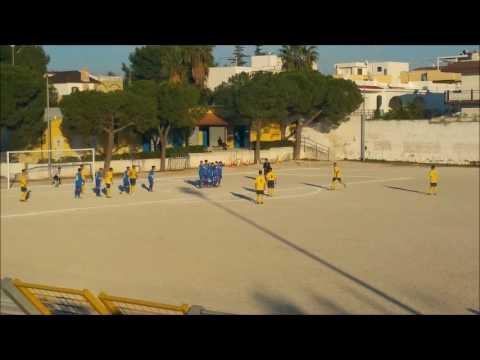 Preview video Juniores: CRISPIANO-GINOSA 1-0 Sconfitta di misura a Crispiano ma Ginosa in ripresa