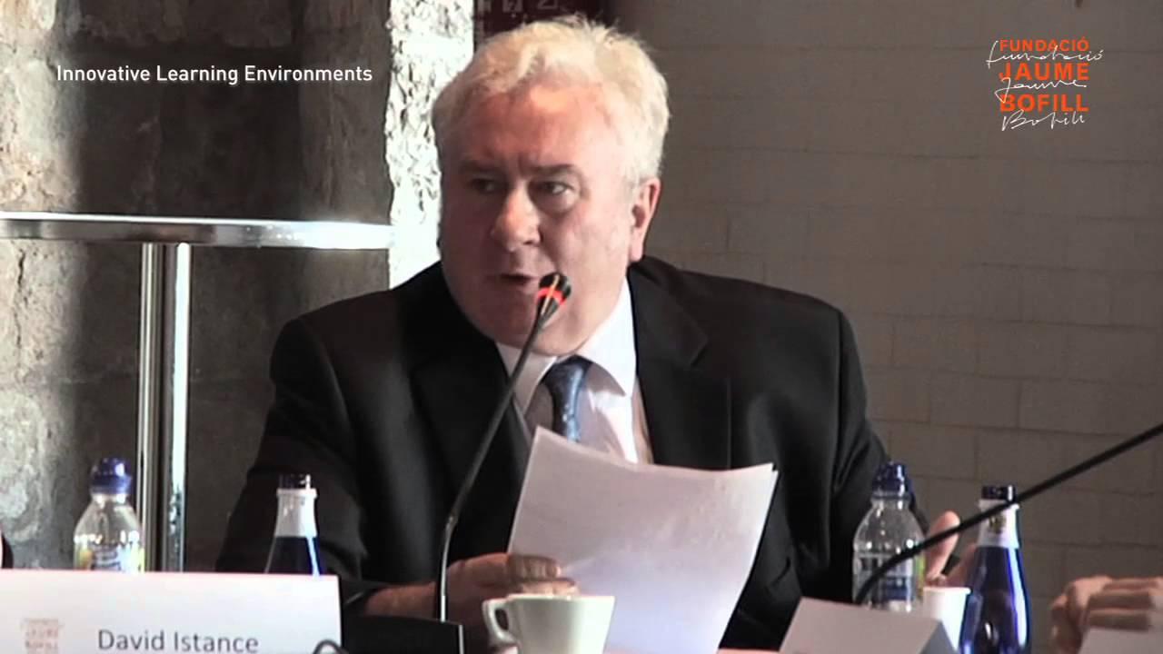 Conclusions I Seminari Internacional de Lideratge per a l'aprenentatge, David Istance, OCDE (VOAng)