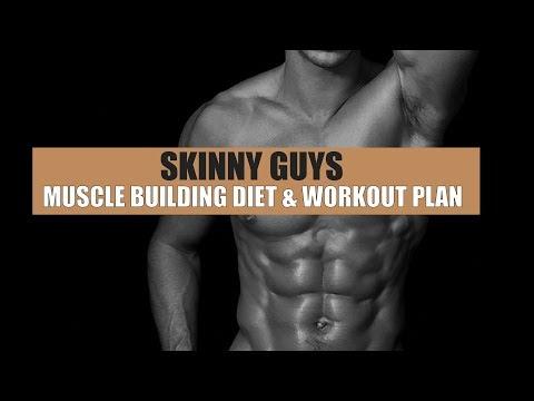 8 Week Muscle Building Diet & Workout Plan for SKINNY GUYS | Guru Mann