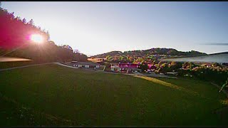 FPV Drone Eachine Novice III - Footage from a Beginner.