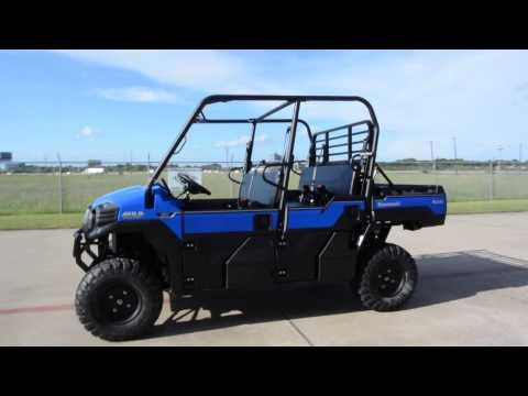 2018 Kawasaki Mule PRO-FXT EPS in La Marque, Texas