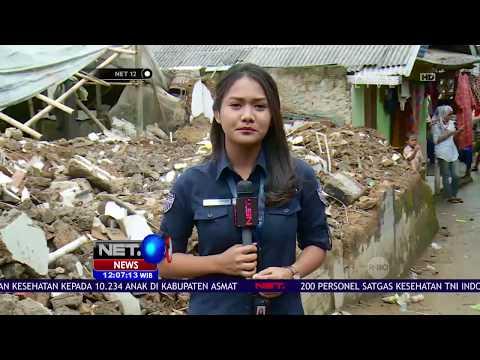 33 Rumah di Bogor Rusak Parah Terkena Gempa - NET12