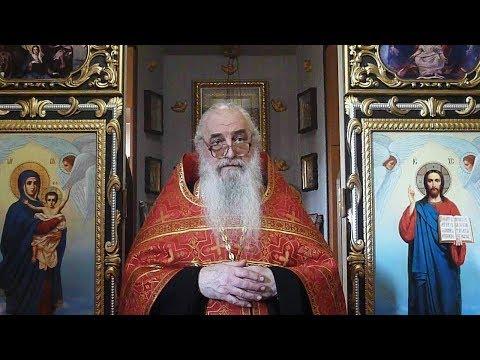 Священник-экзорцист, целитель, богослов, протоиерей Юрий.