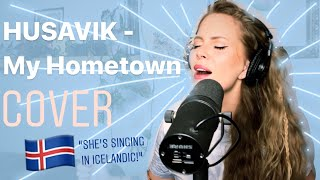 Husavik - My Hometown COVER | My Marianne | Eurovision Song Contest: The Story of Fire Saga