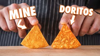 Making Doritos At Home   But Better