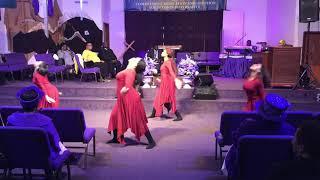 Selah Dance Ministry  War Cry
