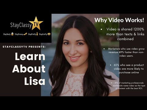 Learn About Lisa