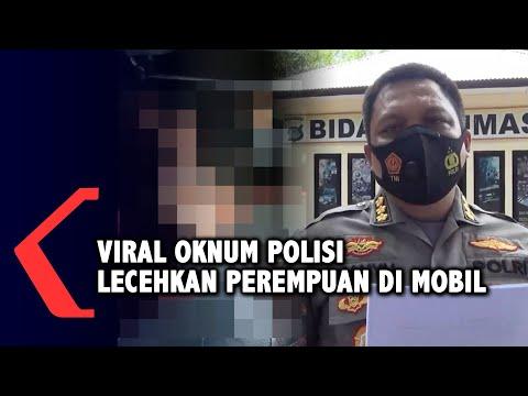 Viral Oknum Polisi Rekam Perempuan dilecehkan Dalam Mobil