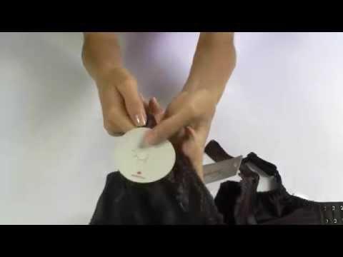 Podprsenka nevyztužená Ladyform Soft W X černá - Triumph