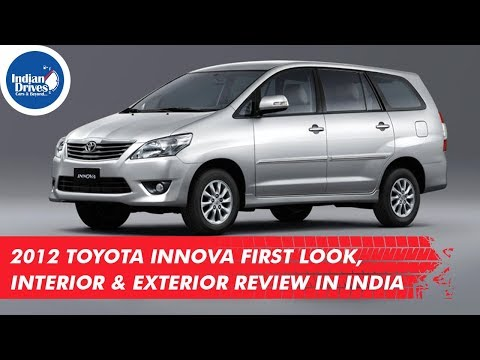 review grand new kijang innova diesel corolla altis video toyota motor reviews 2012 first look interior exterior in india