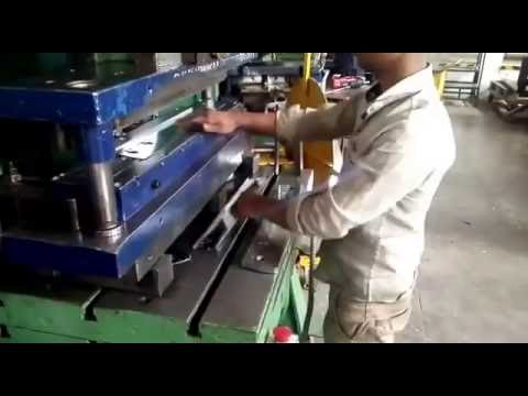 Safety System for Power Press - Double Hand Safety System (DHS)