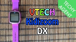 VTECH Kidizoom Smartwatch DX REVIEW