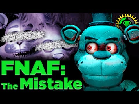 , title : 'Game Theory: The FNAF 7 Oopsie! Scott's Problem With Fanart'