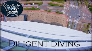 Diligent Diving - FPV freestyle
