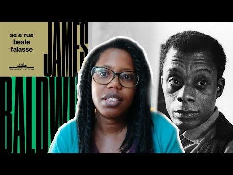 Falando sobre Livros #12 - Se a Rua Beale Falasse - James Baldwin