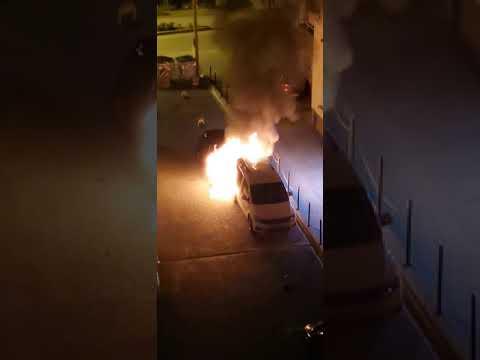 Još bez detalja o sinoćnim izgorelim automobilima u Nišu