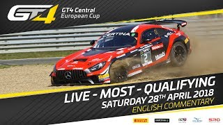 GT4_European - Most2018 Central Cup Qualifying Full