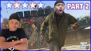 He Drove ALL The Way Across Town To Get POPPED! (GTA 5 Five Star Challenge)