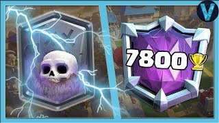 The BEST player with GRAVEYARD IN THE CIS and one of the best IN THE WORLD / Clash Royale
