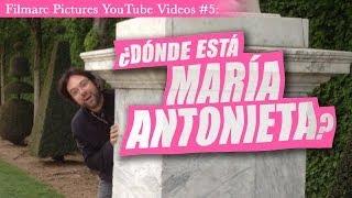¿Dónde está María Antonieta?
