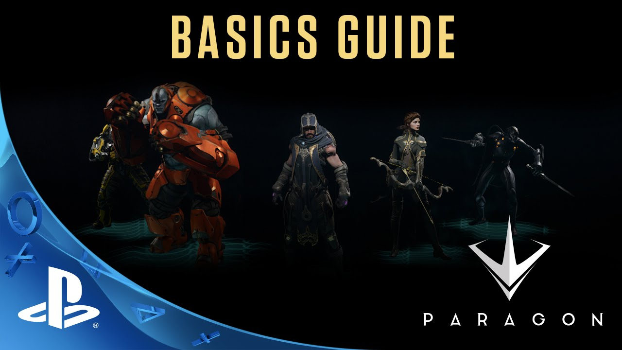 Paragon Early Access Starts Today