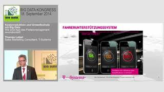 Big Data - Flottenmanagement per Smartphone-App