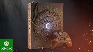 Xbox One X ultra exclusiva de Shadow of the Tomb Raider