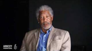 Morgan Freeman: The Power of Words