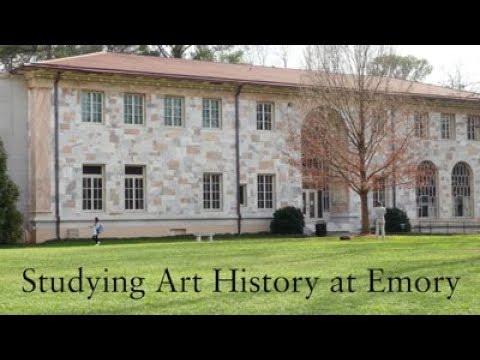 Studying Art History at Emory