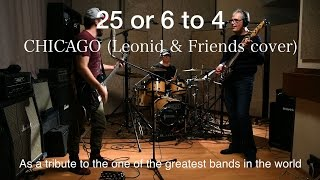 Leonid & Friends - Chicago cover