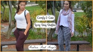 Comfy & Cute Lazy Day Outfits♥