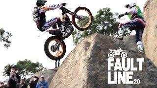 2012 FIM Trials Championship Australia highlights - Bou Fajardo Fujinami Raga