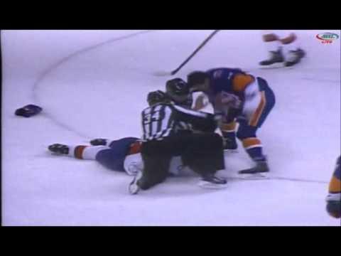 Mat Clark vs. Justin Courtnall