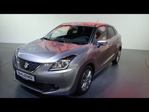 2016 - Suzuki Baleno - Exterior and Interior