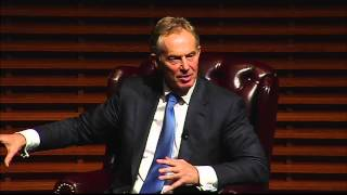 Tony Blair: Finding Time to Think Strategically
