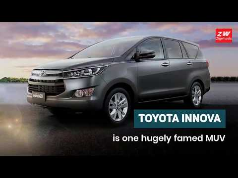 ZigWheels Philippines reviews Toyota Innova