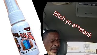 Fart Spray Prank ....(SUPER FUNNY)MUST WATCH TILL THE END