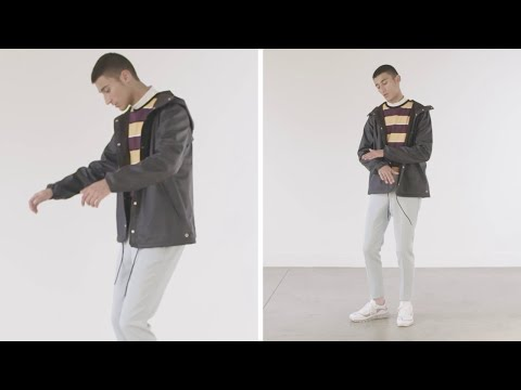 HOW TO Regenjacke 8x anders stylen | ASOS Männer Tutorial