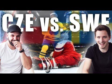 ČESKO - ŠVÉDSKO | MS v hokeji 2019