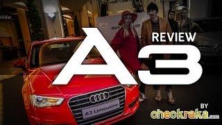 """รีวิว New Audi A3 """"World Car of the Year 2014"""""""