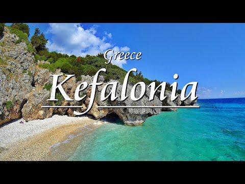 Οι ομορφότερες παραλίες της Κεφαλονιάς [video]