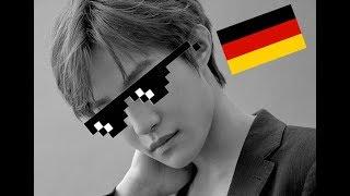 LIU YANGYANG FINALLY SPEAKING GERMAN (WayV NCT)