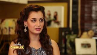 Dia Mirza Tell Atika Farooqui About The First Crush In Hyderabad | Interview