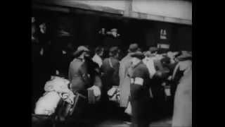 Laatste transport met Joodse gevangenen vertrekt uit Westerbork naar Auschwitz